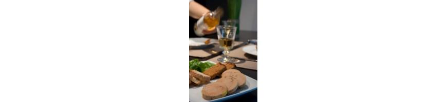 Frais : Foie Gras Mi Cuit, Figues foie gras
